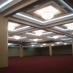 Крокус Конгресс Центр 98 люстр диаметр 2.5 м